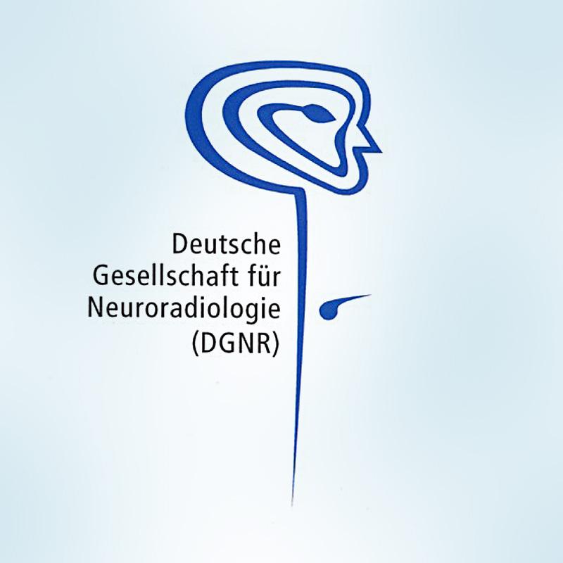 Deutsche Gesellschaft für Neuroradiologie - Logo - Wettbewerb