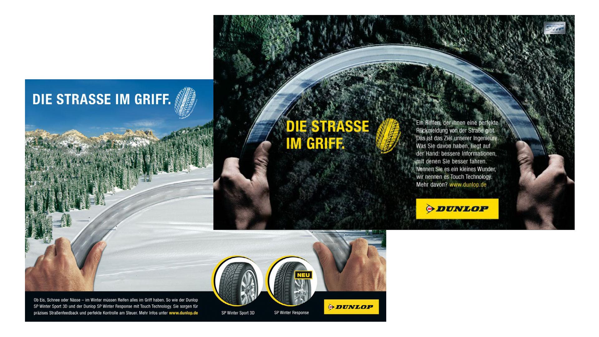 Dunlop Imageanzeigen