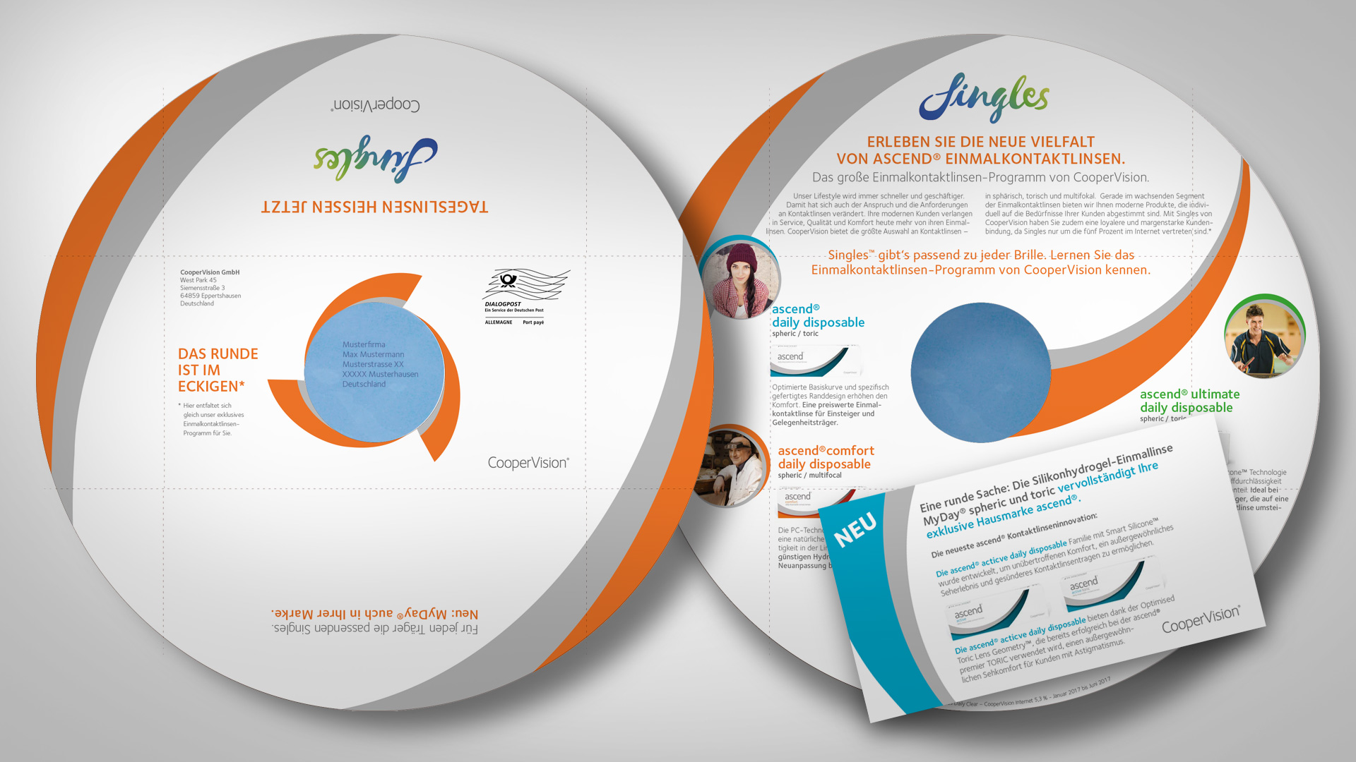 CooperVision Mailing