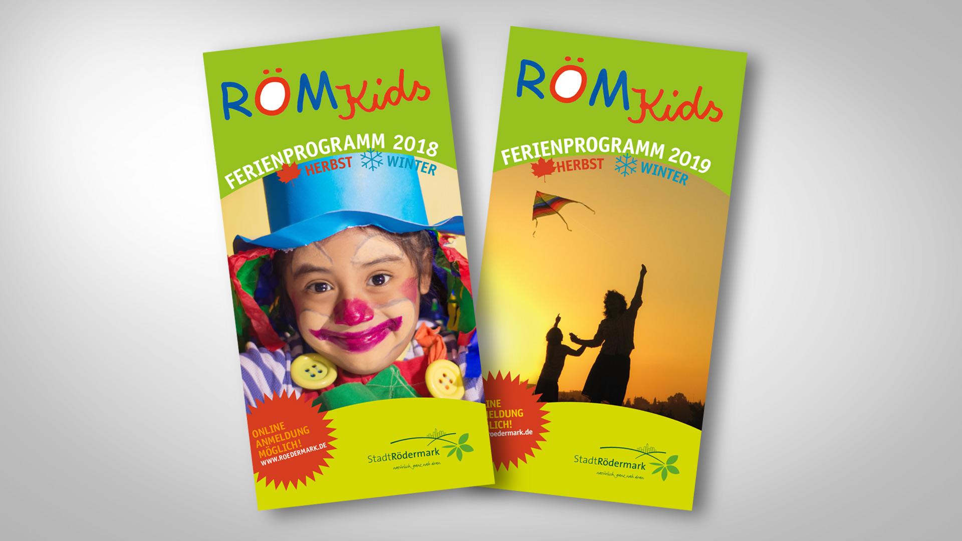 Ferienprogramm-Stadt-Rödermark Broschüren