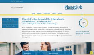 Planetjob Arbeitsvermittlung