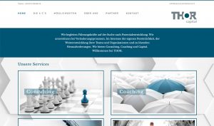 ThorCapital-Consulting Website